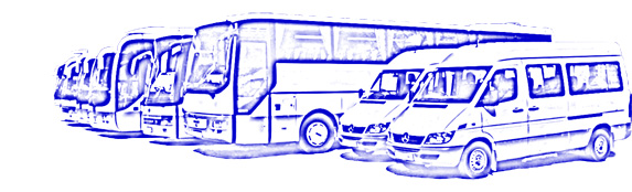 rent buses with coach hire companies from Denmark